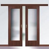 Двустворчатые двери, как вариант