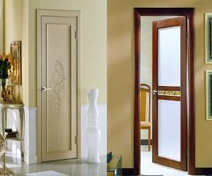 Межкомнатные двери от «Волховец»